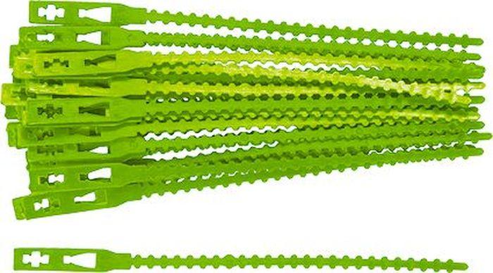 Подвязка для садовых растений Palisad, длина 13 см, 50 шт кольца для подвязки растений archimedes 90800