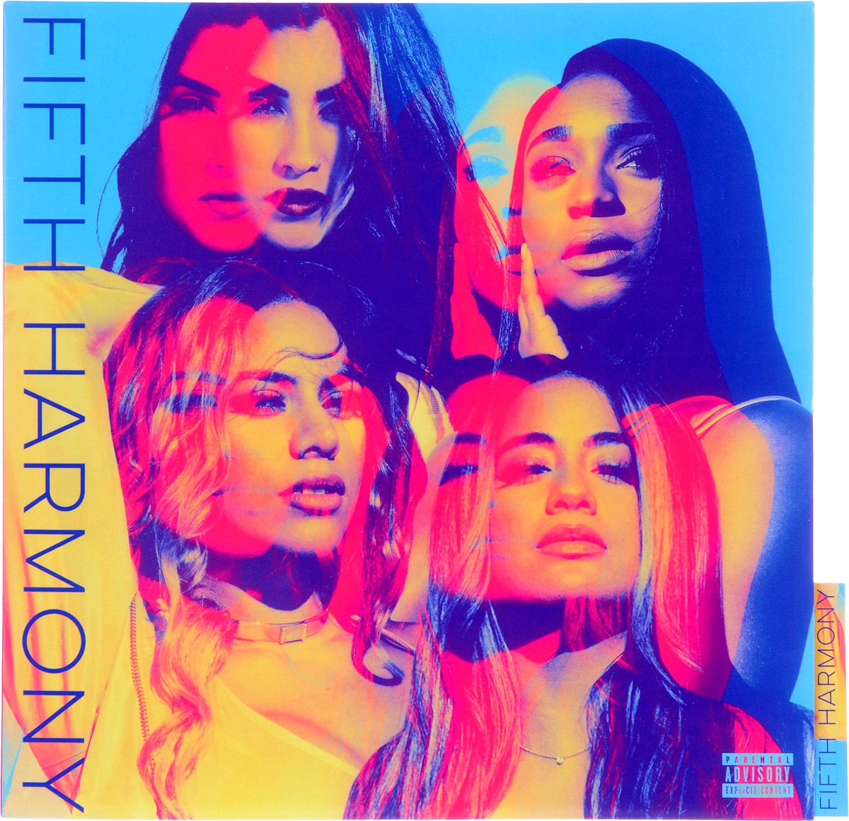 Fifth Harmony,Gucci Mane Fifth Harmony. Fifth Harmony. Limited Edition (LP)