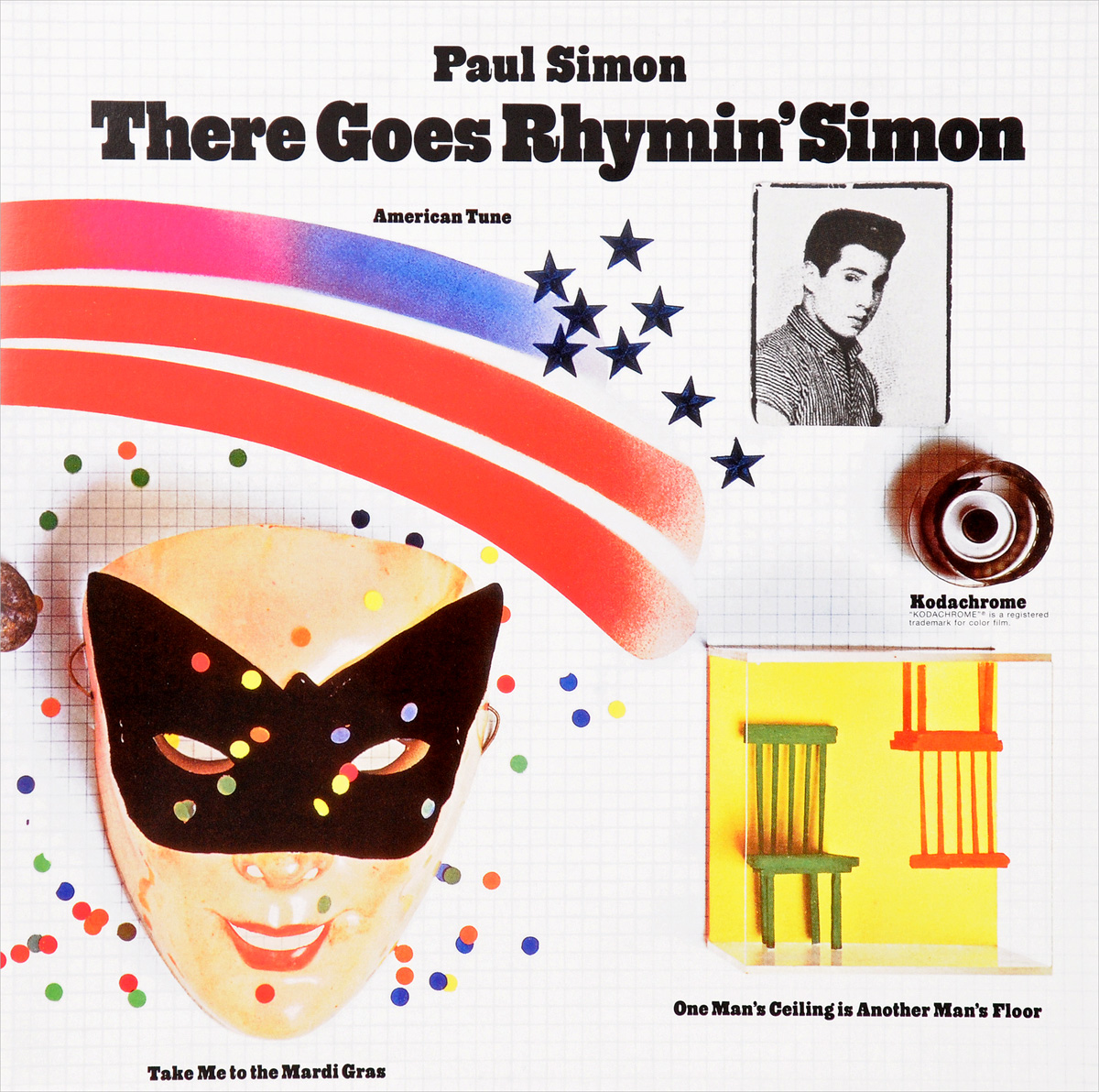 Пол Саймон Paul Simon. There Goes Rhymin' Simon (LP) пол саймон paul simon still crazy after all these years lp