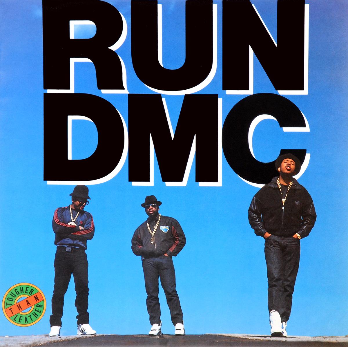 Run DMC Dmc. Tougher Than Leather (LP)
