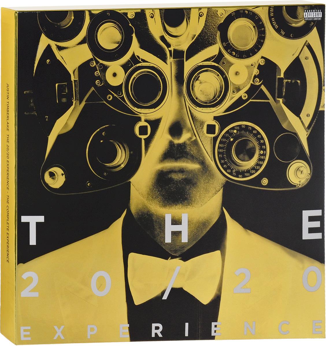 Джастин Тимберлейк Justin Timberlake. 20/20 Experience. The Complete Experience (4 LP) цены