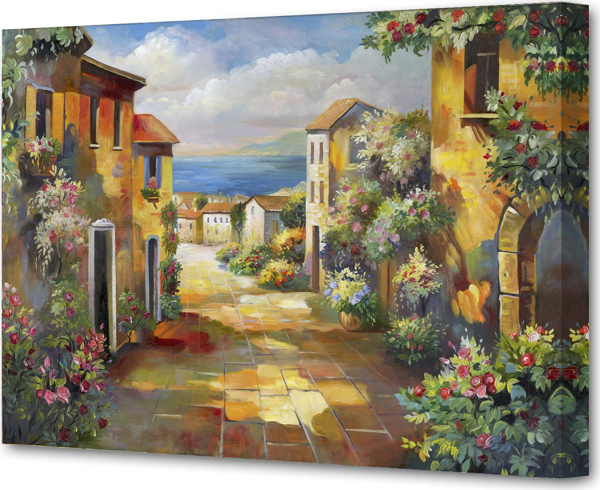 """Картина на холсте """"Milarte"""", 50 х 75 см. T-1019H"""