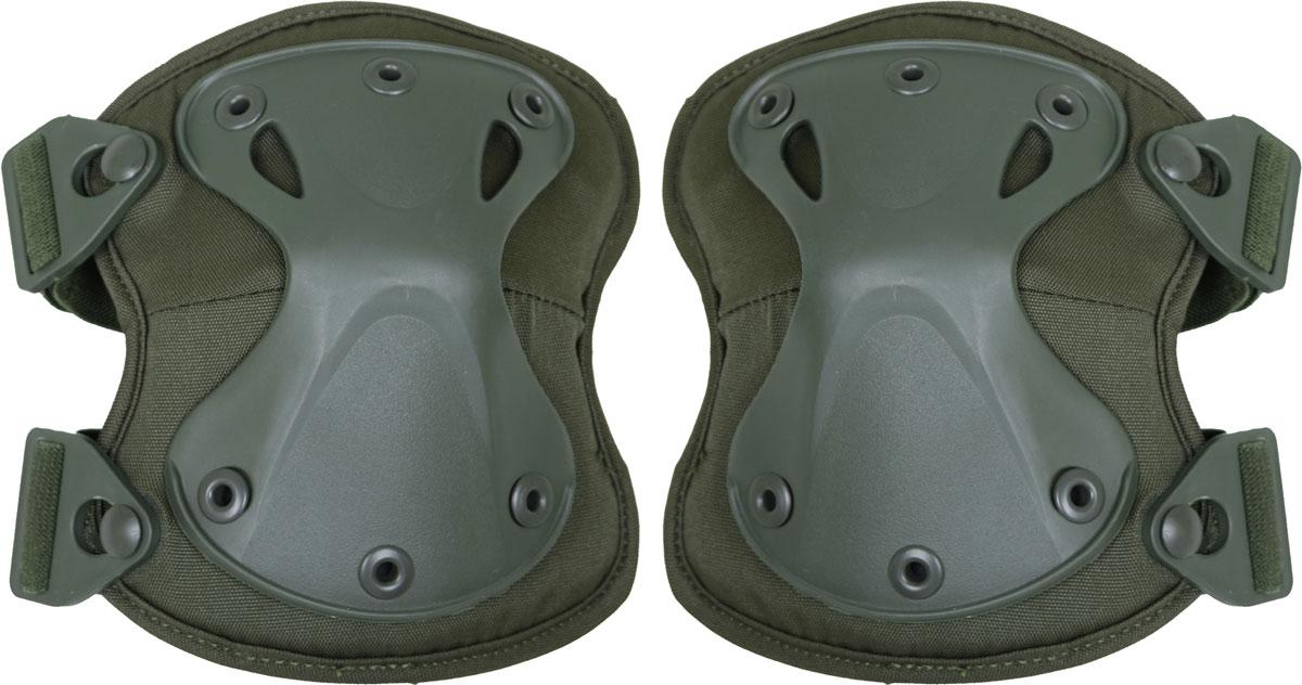 Наколенники Сплав X-Form, цвет: оливковый. 50638165063816Наколенники Сплав X-Form. Предназначены для защиты коленного сустава.