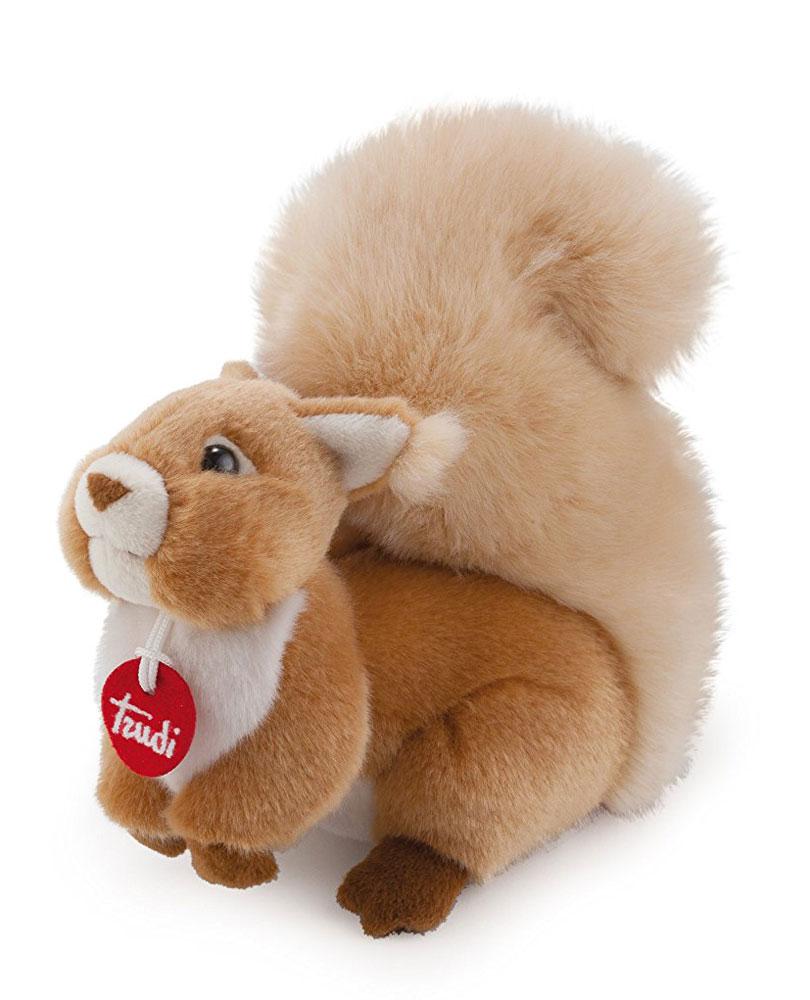 Trudi Мягкая игрушка Белочка Джинджер 33 см мягкая игрушка trudi белочка