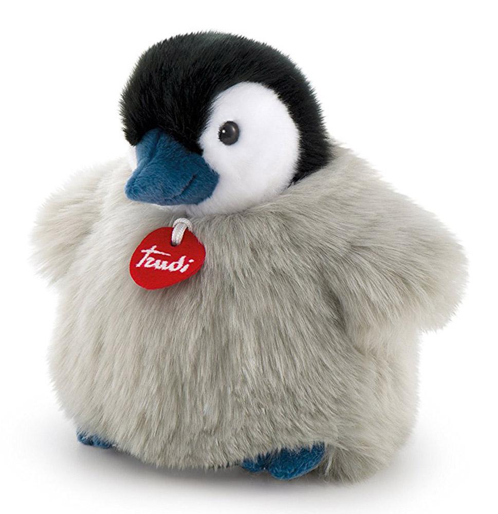 Trudi Мягкая игрушка Пингвин-пушистик 24 см trudi мягкая игрушка trudi пингвин 15 см