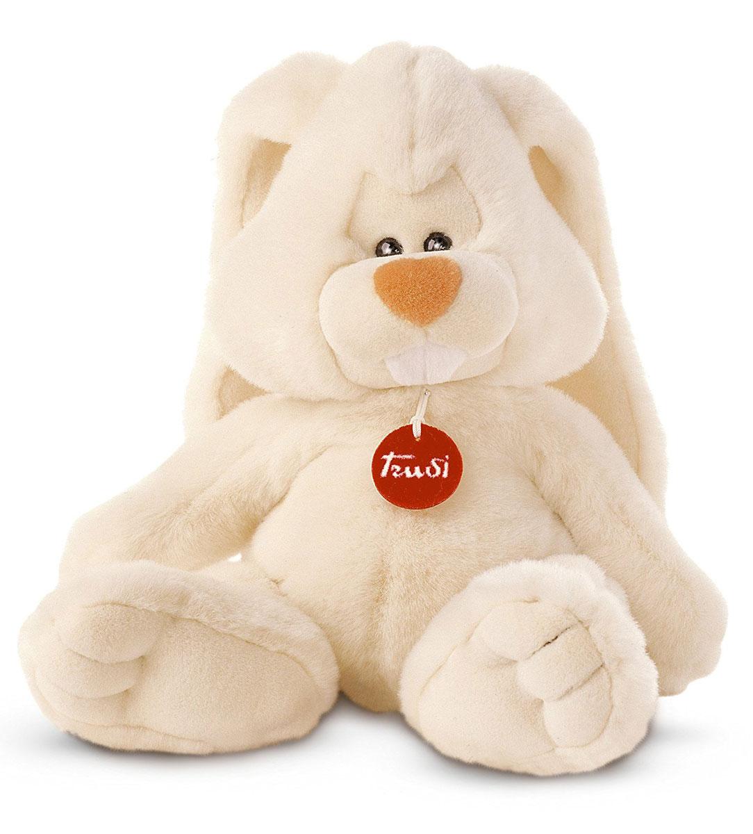 Trudi Мягкая игрушка Заяц Вирджилио 40 см мягкая игрушка trudi белочка джинджер 24224