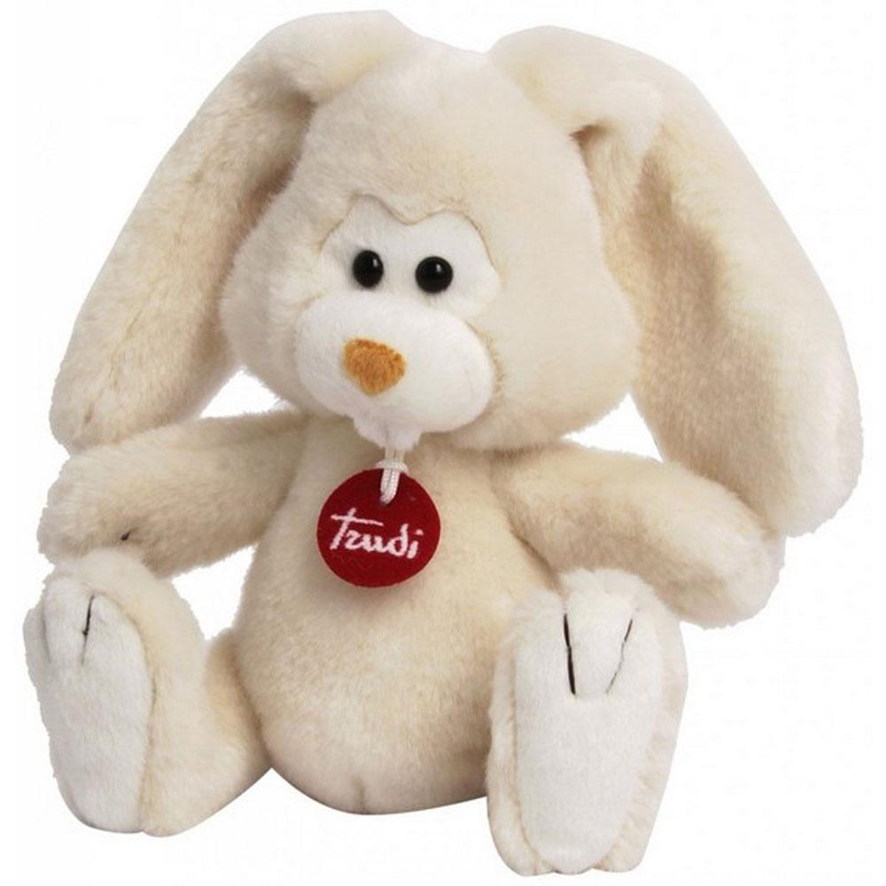 Trudi Мягкая игрушка Заяц Вирджилио 24 см trudi мягкая игрушка trudi рыжий заяц роберт 36см