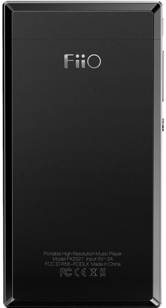 Hi-Resплеер Fiio X3 III, Black Fiio