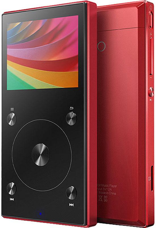 Hi-Resплеер Fiio X3 III, Red Fiio