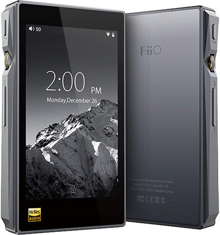 Fiio X5 III, TItanium Hi-Resплеер Fiio