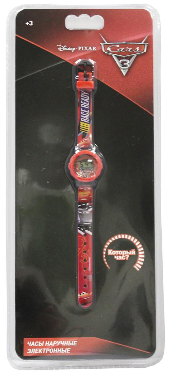 Часы Disney Тачки cell batteries lr41 ag3 100 pack