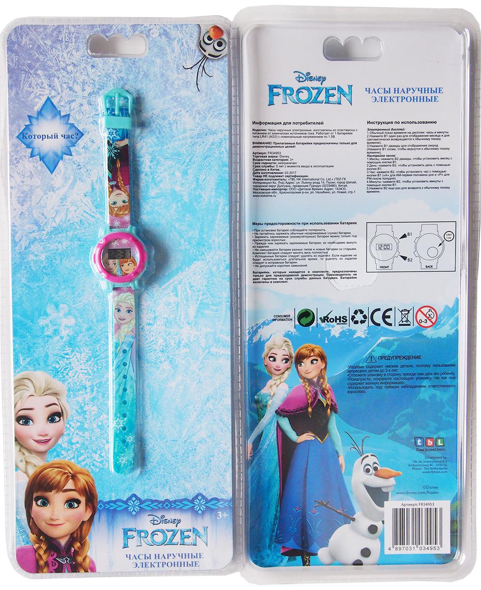 Часы Disney Frozen часы disney