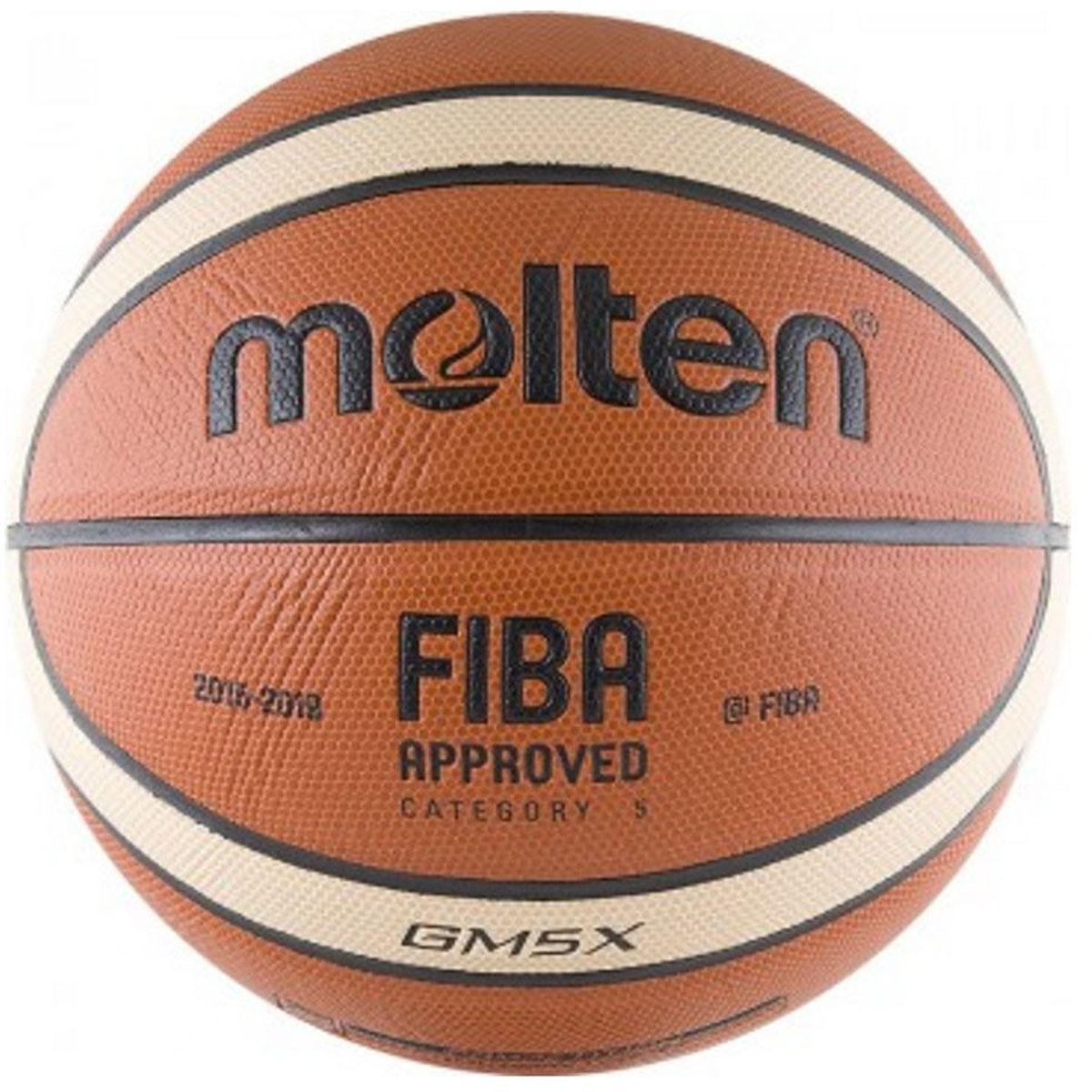 Мяч баскетбольный Molten. Размер 5. BGM5X мяч баскетбольный molten размер 5 bgm5x