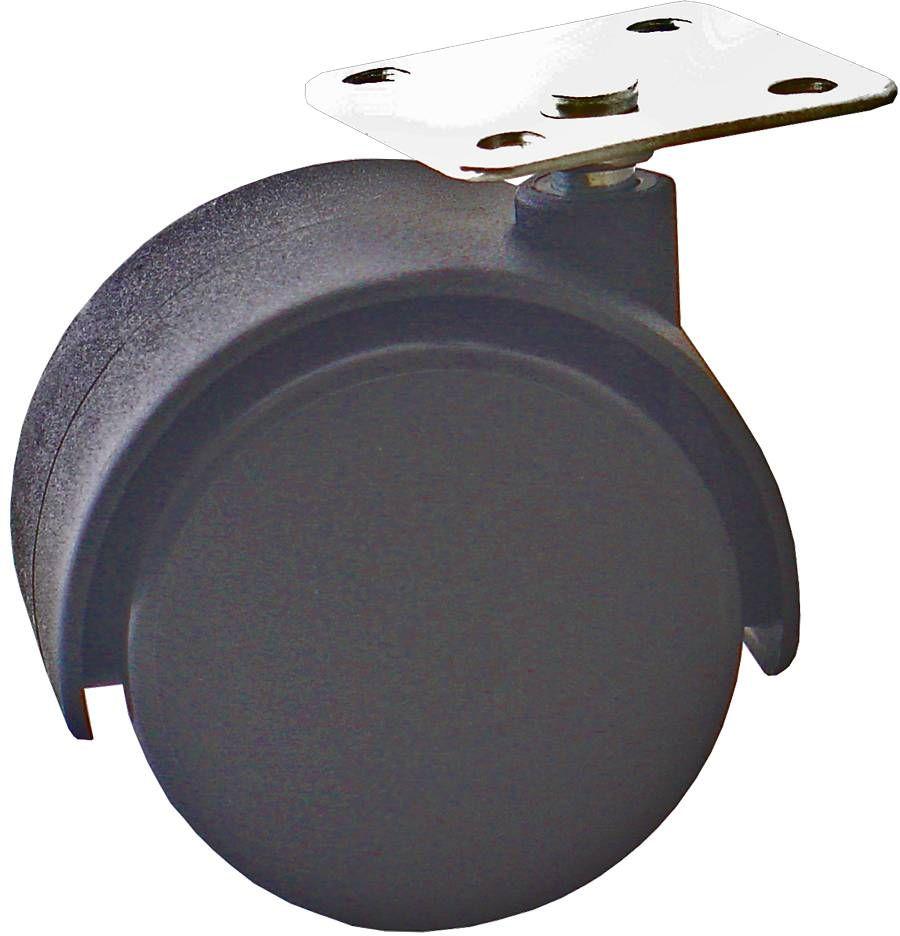 Опора колесная Element, диаметр 40мм