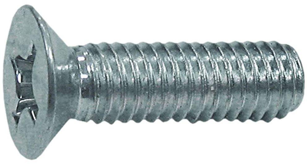 Винт Стройбат, оцинкованный, с потайной головкой, DIN 965, М 6х60, 5 шт григорьев с н производство высокотехнологичных деталей в машиностроении isbn 978 5 94178 425 7