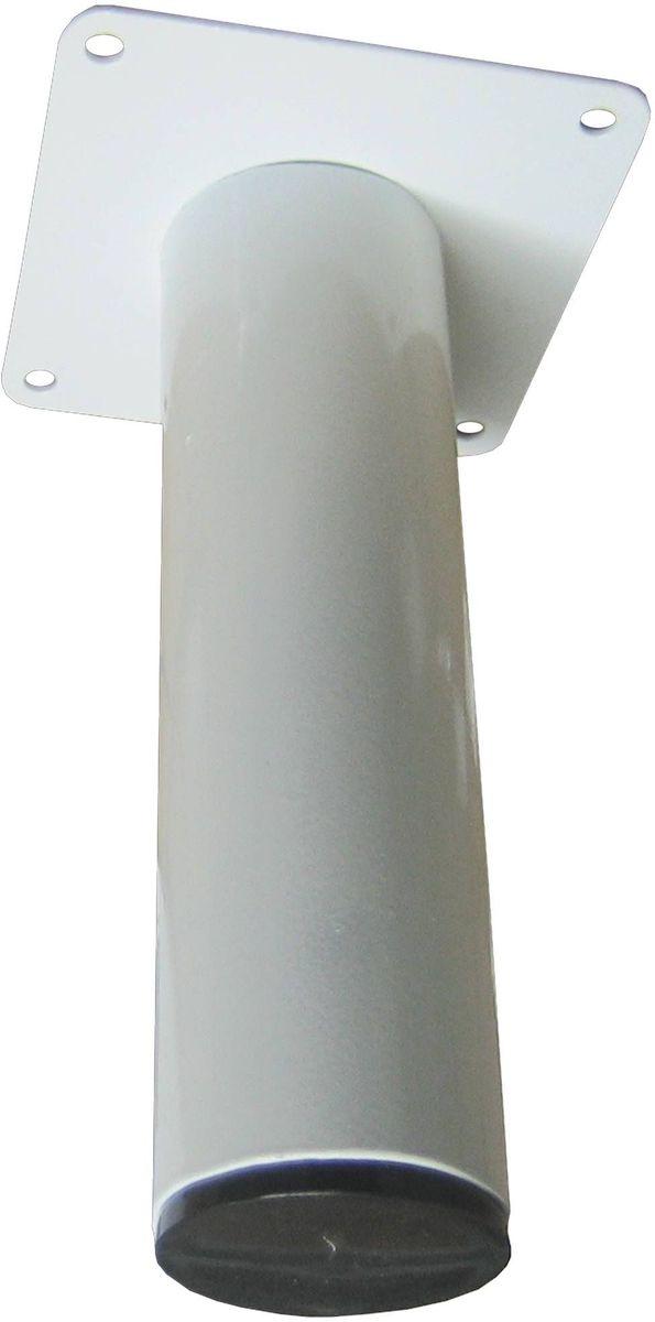 купить Ножка мебельная Element, цвет: белый, 30х30х150 мм недорого