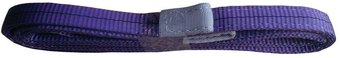 Строп Стройбат, двухпетлевой, 1 т, 2 м текстильный петлевой строп кантаплюс стп 10 0 6 0
