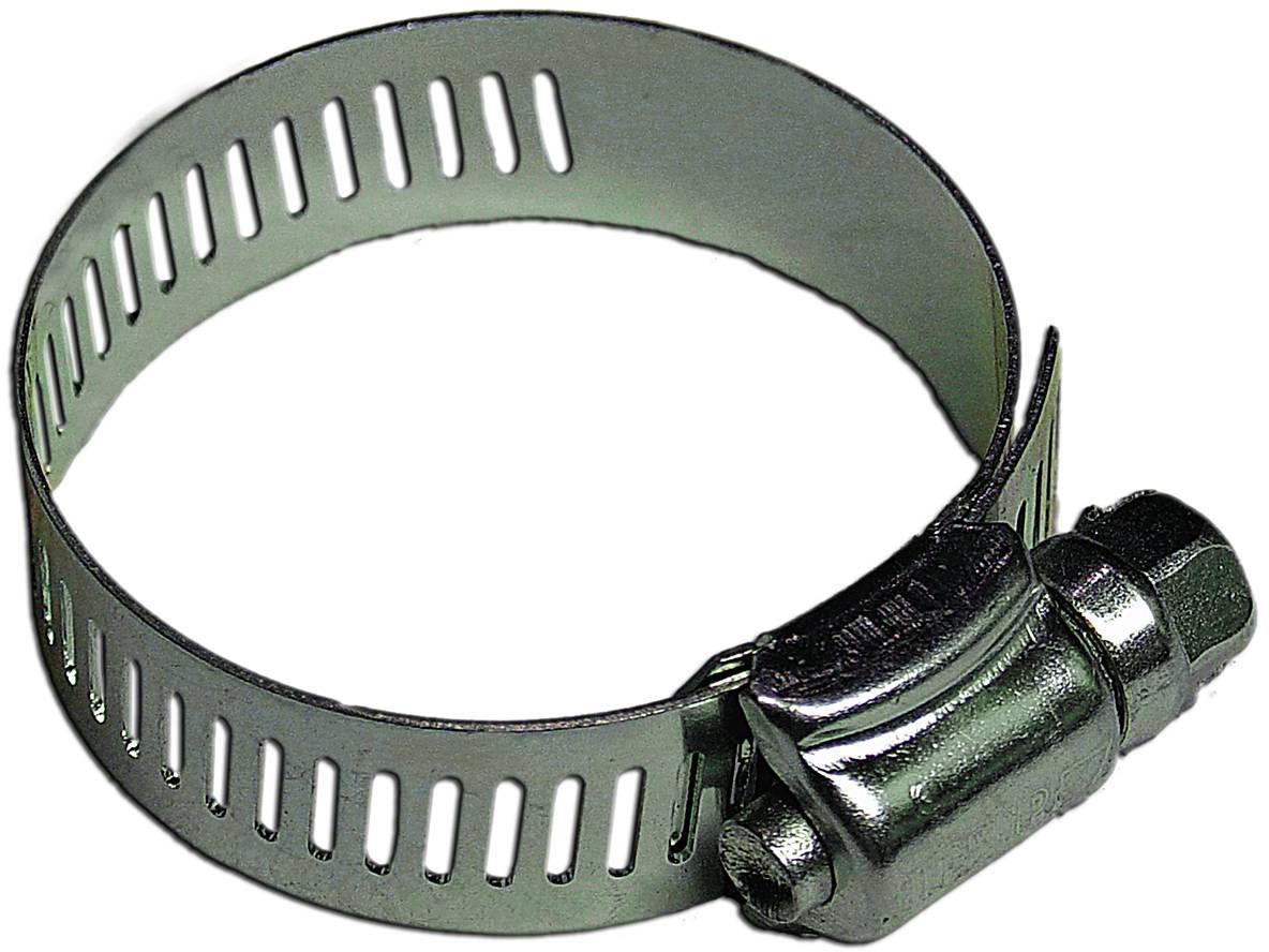 Хомут Стройбат, червячный 2, 32-51 мм, 1 шт хомут стройбат червячный 5 8 10 16 мм 2 шт