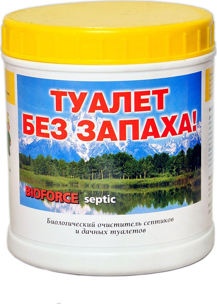 Средство для септиков и биотуалетов Bioforce Septic, 250 г