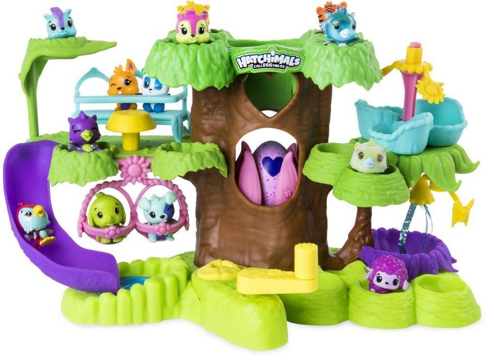 Hatchimals Игровой набор Детский сад для птенцов аксессуары к серийным игрушкам hatchimals детский сад для птенцов