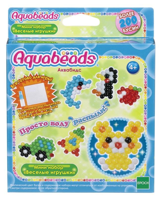 Aquabeads Мини набор Веселые игрушки