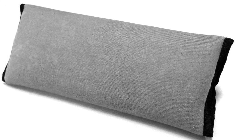 Накладка-подушка на ремень безопасности Auto Premium, цвет: серый. 77154 цена