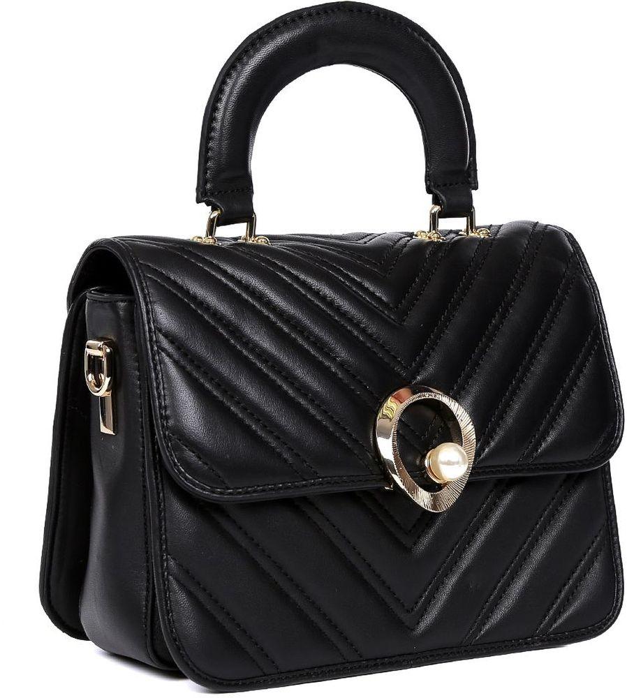купить Сумка женская Galaday, цвет: черный. GD7425Q по цене 7050 рублей