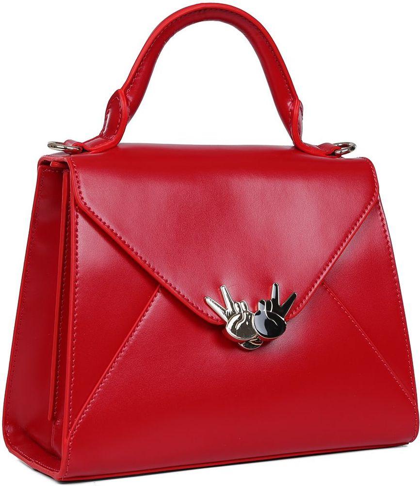 купить Сумка женская Galaday, цвет: красный. GD7584Q по цене 7837 рублей