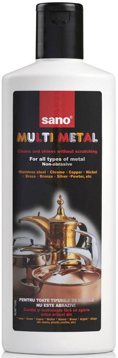 Средство для чистки металла Sano