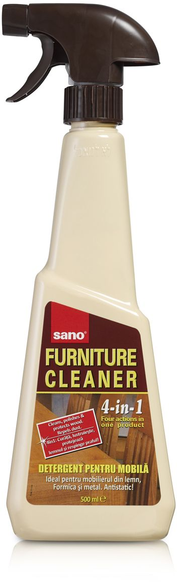 Средство для чистки мебели Sano