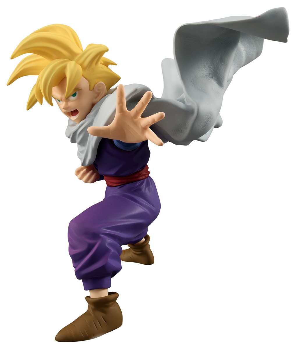 Bandai Фигурка Dragon Ball Styling Son Gohan цена и фото