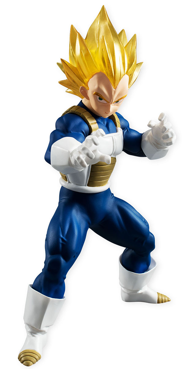 Bandai Фигурка Dragon Ball Styling Vegeta