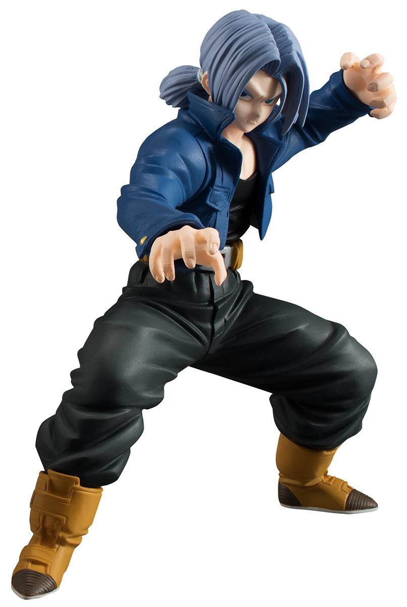 Bandai Фигурка Dragon Ball Styling Trunks цена и фото