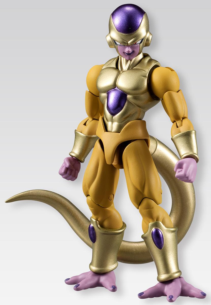 Bandai Фигурка Dragon Ball Shodo Golden Frieza цена и фото