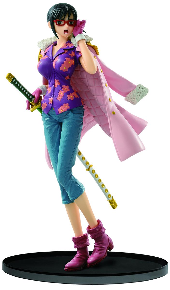 купить Bandai Фигурка One Piece Big Zoukeio 6 Vol.2 Tashigi онлайн