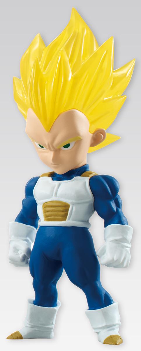 Bandai Фигурка Dragon Ball Adverge Super Saiyan Vegeta цена и фото