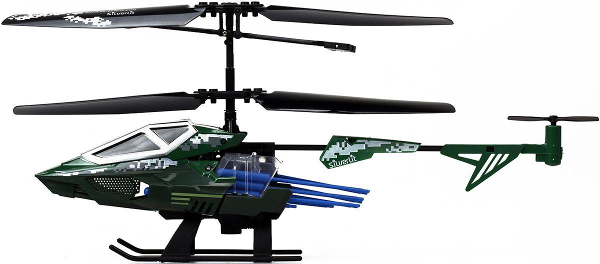 лучшая цена Silverlit Вертолет Heli Sniper