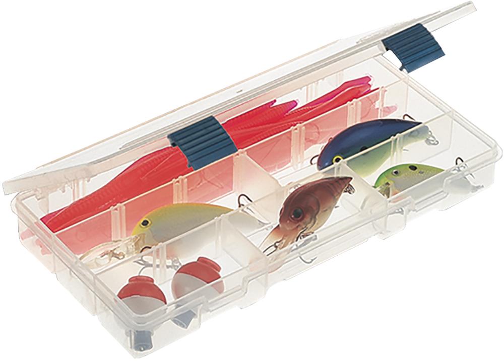 Коробка рыболовная Plano, для приманок, 5-9 отсеков