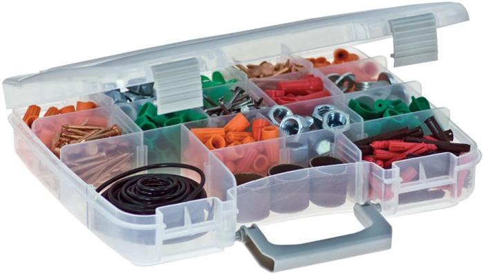 Коробка рыболовная Plano, для приманок, 5-17 отсеков коробка подарочная veld co giftbox трансформер фуксия цвет фуксия 17 5 х 17 5 х 17 см