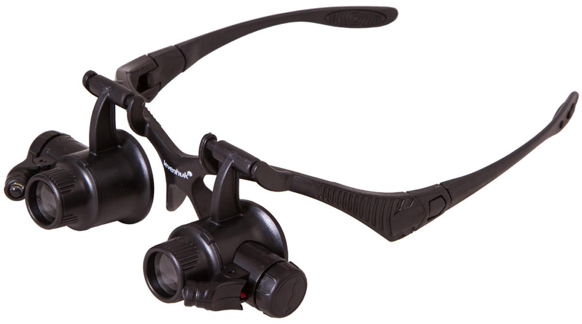 Levenhuk Zeno Vizor G4 лупа-очки