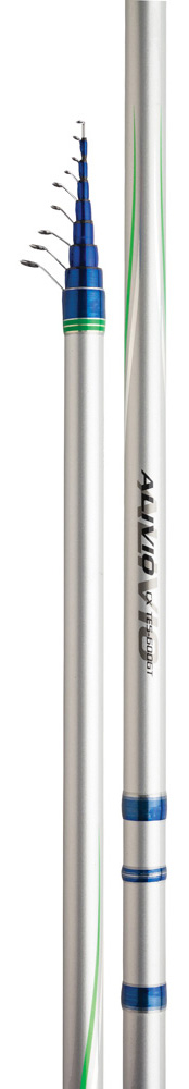 Удилище Shimano Alivio CX TE GT, 5-600, 4-20 г