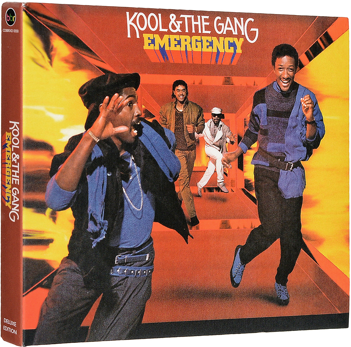 Kool & The Gang Kool & The Gang. Emergency (2 CD) kool