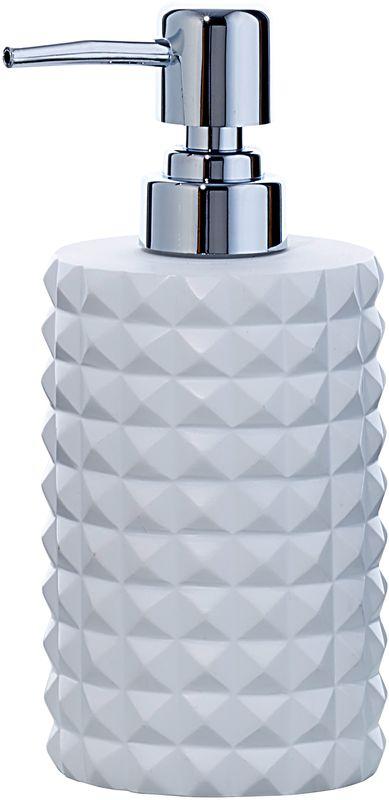 Диспенсер для мыла Axentia Vegas диспенсер для мыла axentia lena 6 5 х 6 5 х 21 см