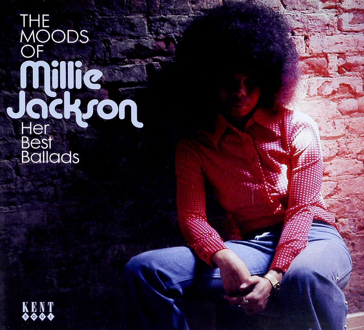 Милли Джексон Millie Jackson The Moods Of Millie Jackson Her Best Ballads