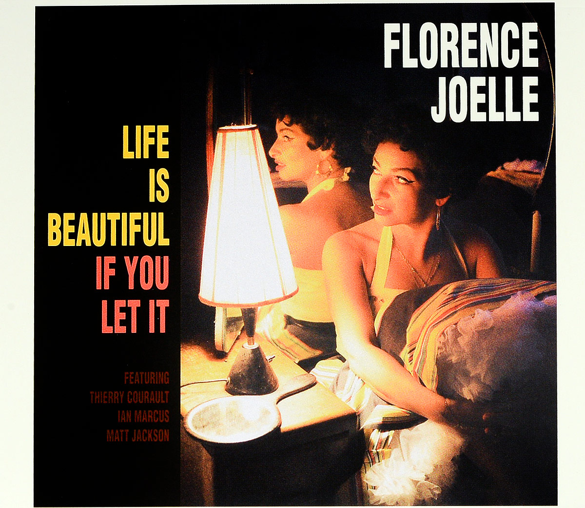 Флоренс Джоэлл Florence Joelle. Life Is Beautiful If You Let It