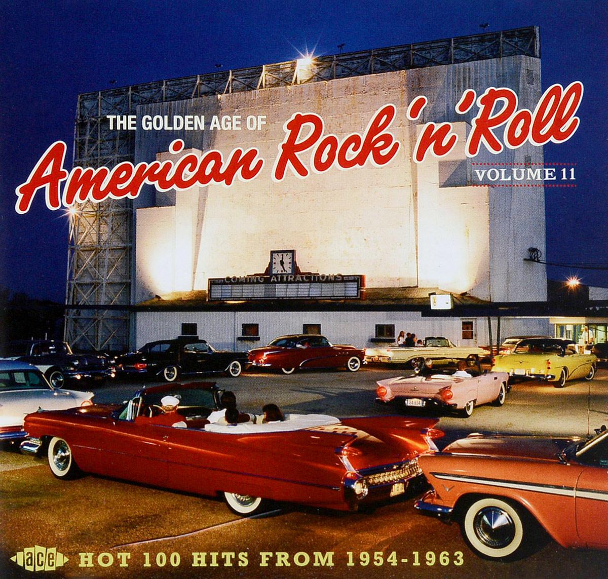лучшая цена The Golden Age Of American Rock'n'roll Vol. 11