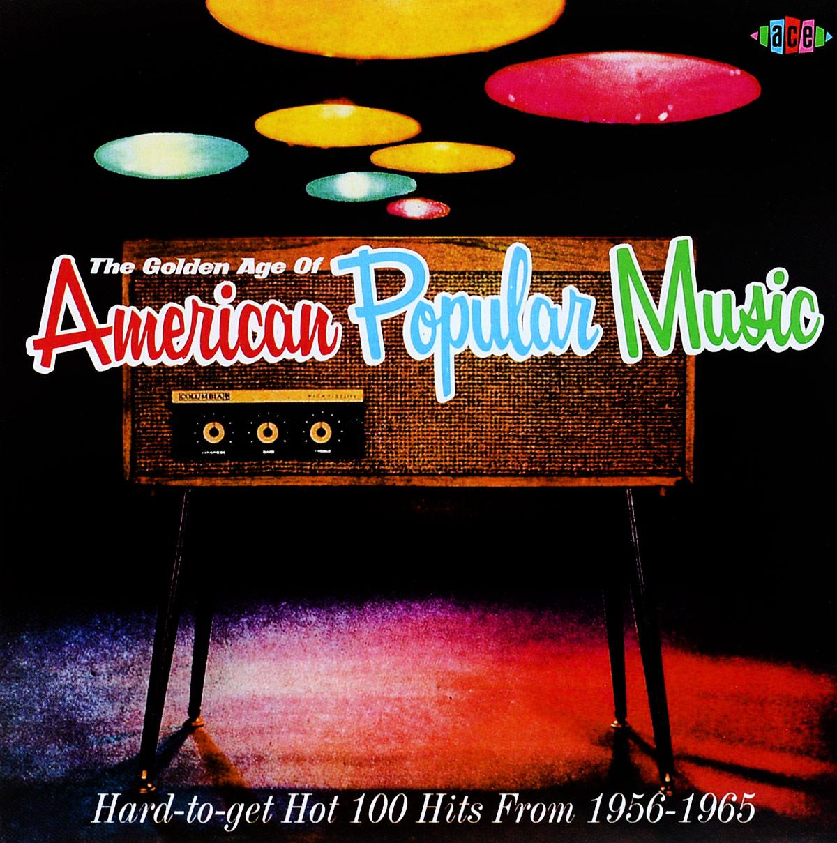 лучшая цена The Golden Age Of American Popular Music