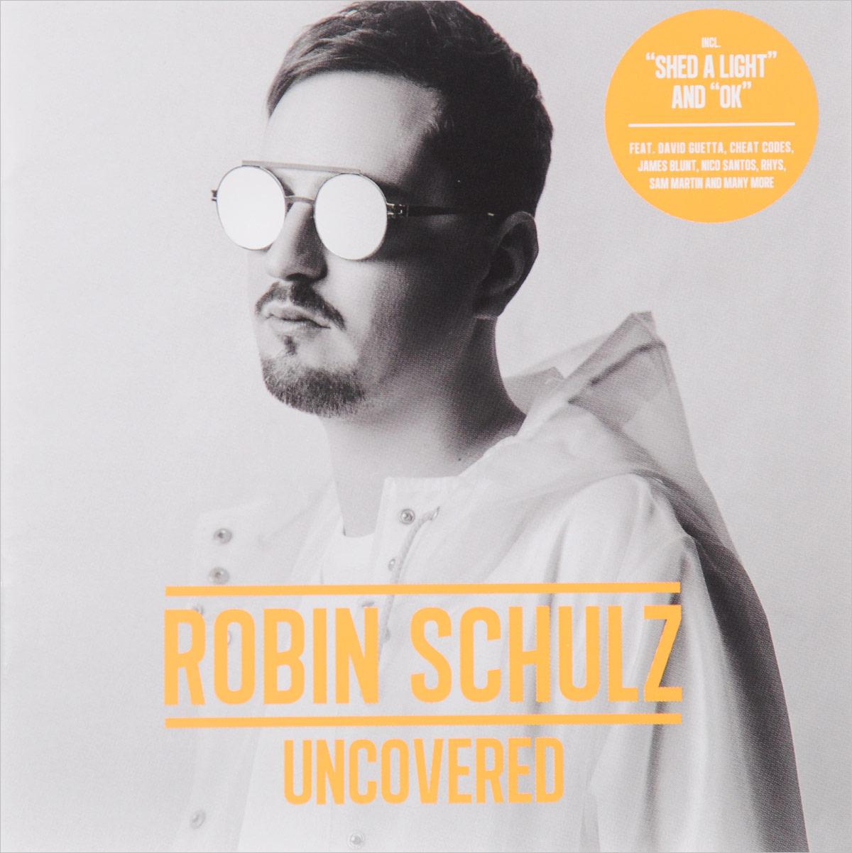 Робин Шульц Robin Schulz. Uncovered cd robin schulz uncovered