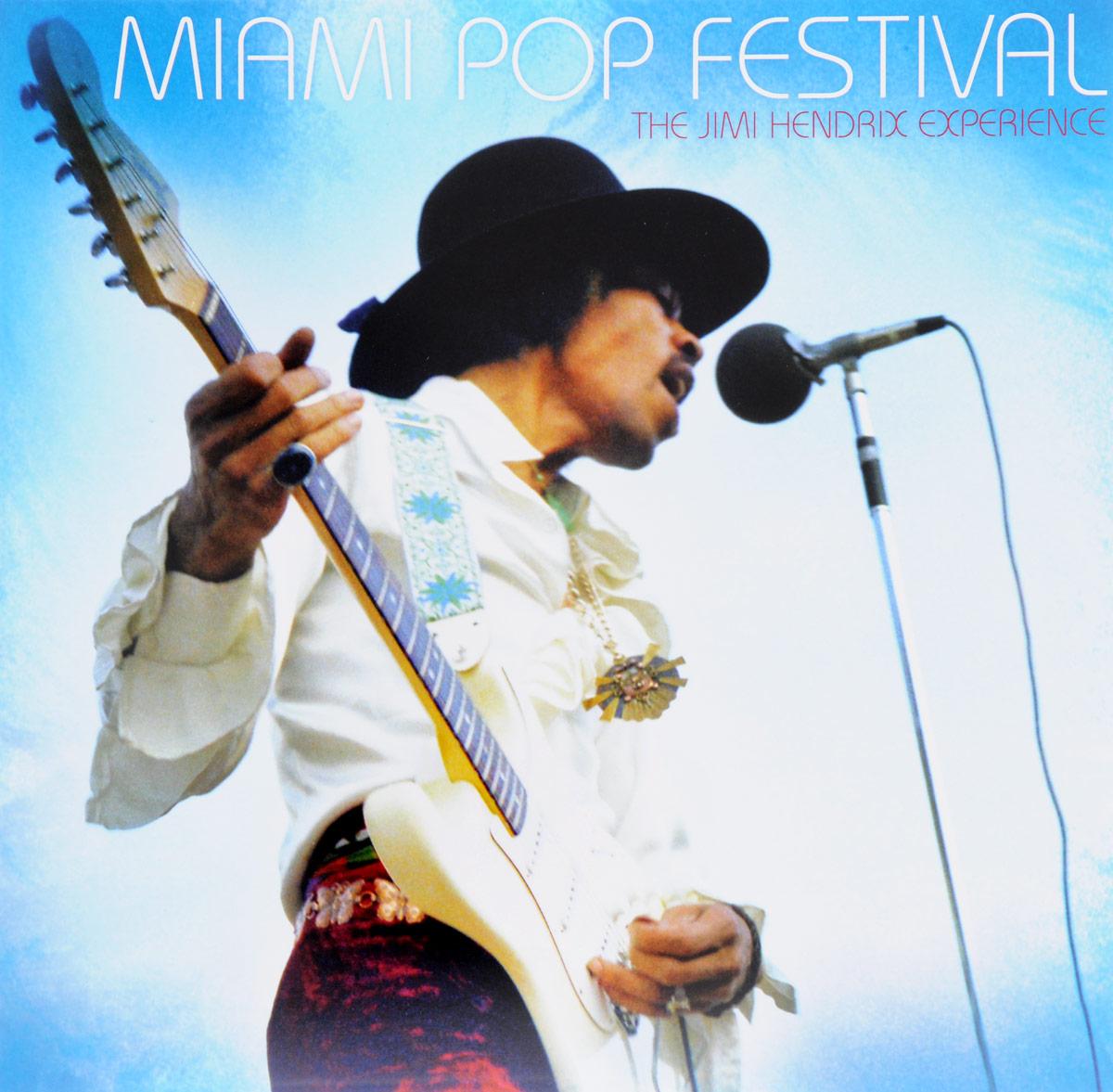 джими хендрикс jimi hendrix experience hendrix the best of jimi hendrix 2 lp Джими Хендрикс Jimi Hendrix. Miami Pop Festival (Experience) (2 LP)
