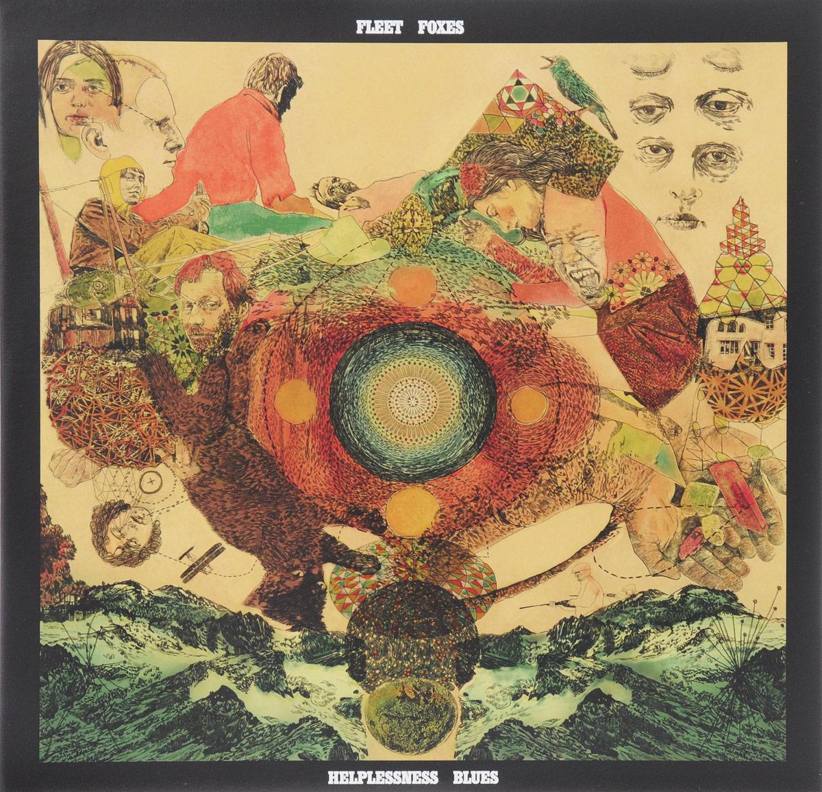 """""""Fleet Foxes"""" Fleet Foxes. Helplessness Blues (2 LP)"""